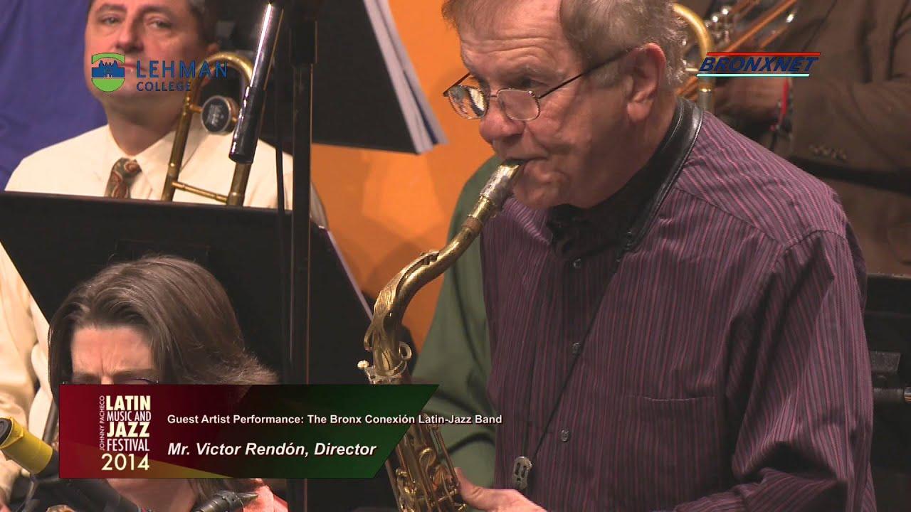 Bronx Conexión Latin-Jazz Big Band 3D Mambo & Cochise