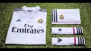 هذا هو القميص الجديد لريال مدريد ل 2014 و 2015