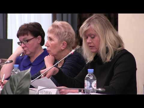 Доклад актрисы, драматурга Скороходовой Елены