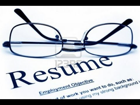 How To Write A Good Resume. Job Resumes Writing Tips. By Mikhail
