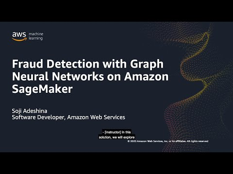 Fraud Detection in Financial Transaction Networks with Amazon SageMaker