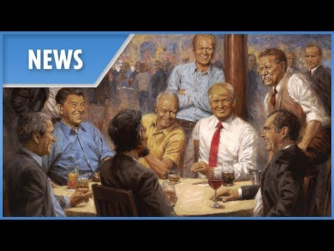 Armstrong and Getty - President Trump's Fantasy Painting
