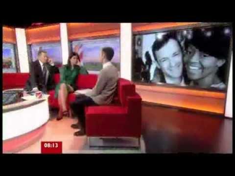 BBC Breakfast lifeasawidower.com interview
