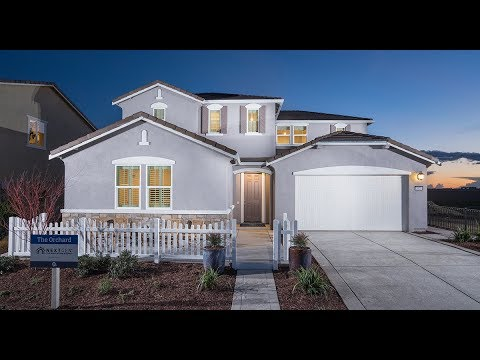 Residence 3312 Model Home at The Orchard at Spring Lake | New Homes by Lennar