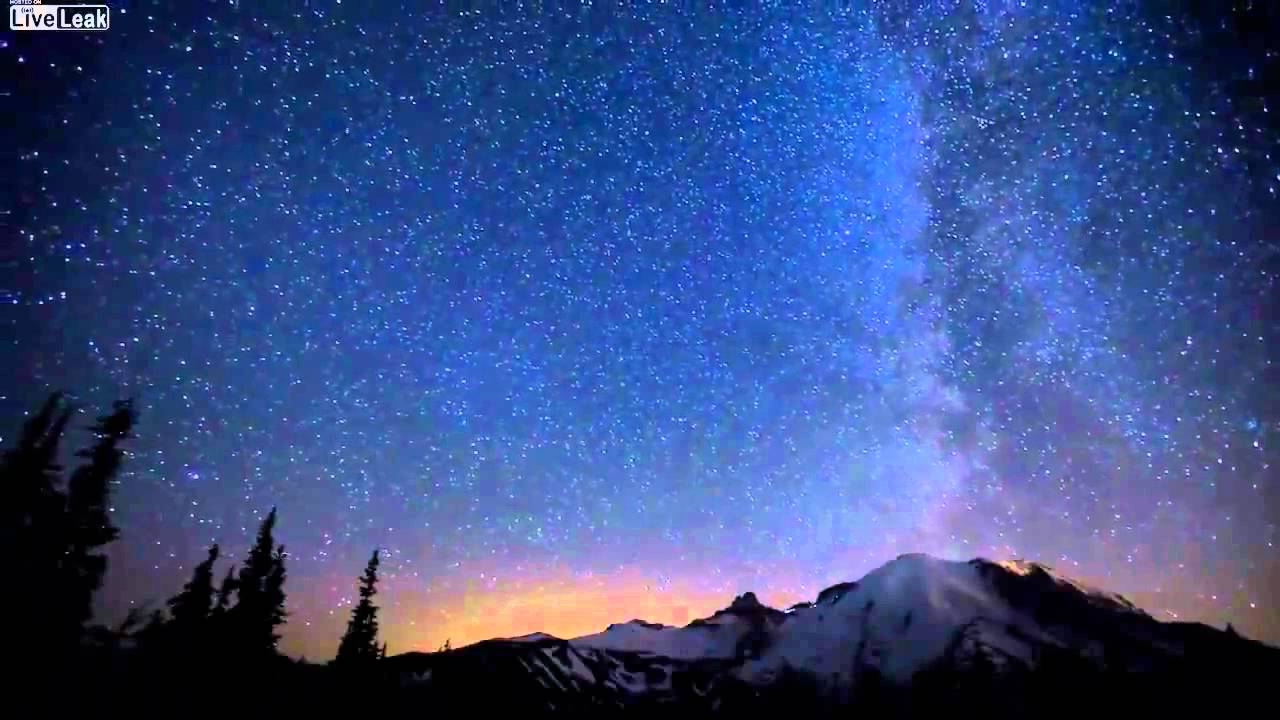 Galactic Timelapse - Amazing