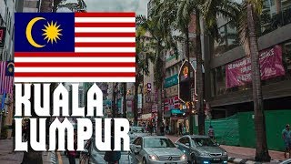 First Impressions of Kuala Lumpur, Malaysia | Trying our first ever Nasi Lemak!