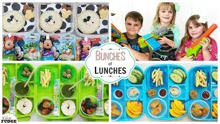 MYSTERY😱 box and Lunches at DISNEYLAND🏰 Bunches Of Lunches