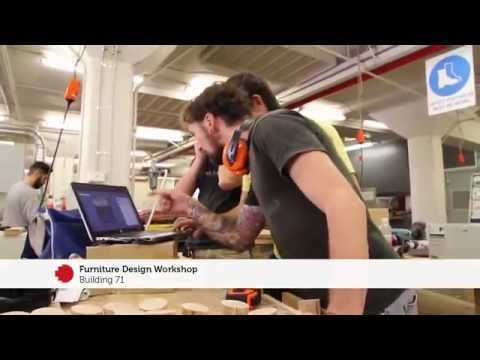 Workshops and Facilities - School of Architecture and Design | RMIT University