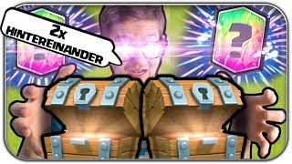 Video 2 Legendary from Free Chests in a row | Clash Royale Chest Opening Deutsch German download MP3, 3GP, MP4, WEBM, AVI, FLV Desember 2017
