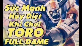 KHI MSUONG FULL DAME TORO!? | KẾT CỰC BỰA CHO TEAM BẠN 😆 FUNNY GAME
