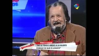 Video El día que Horacio Guarany habló sobre la muerte download MP3, 3GP, MP4, WEBM, AVI, FLV Oktober 2018