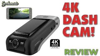 Thinkware U1000 Dash Cam Review