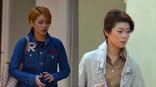 2014.4.24撮影 2014.5.20新公 配役 オスカル&アンドレ.