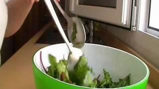 Ensalada De Brotes Y Uva O Shoots And Grape Salad - Coleccionista De Recetas Ep 4