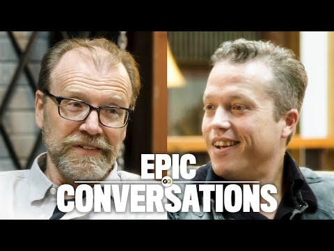 Jason Isbell and George Saunders Have an Epic Conversation | GQ Style