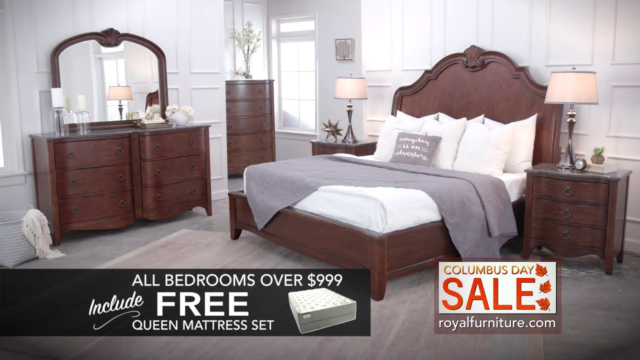 Incroyable Columbus Day Sale At Royal Furniture