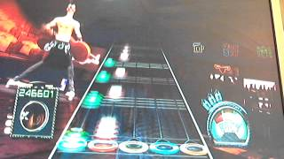 Through the fire and flames guitar hero expert