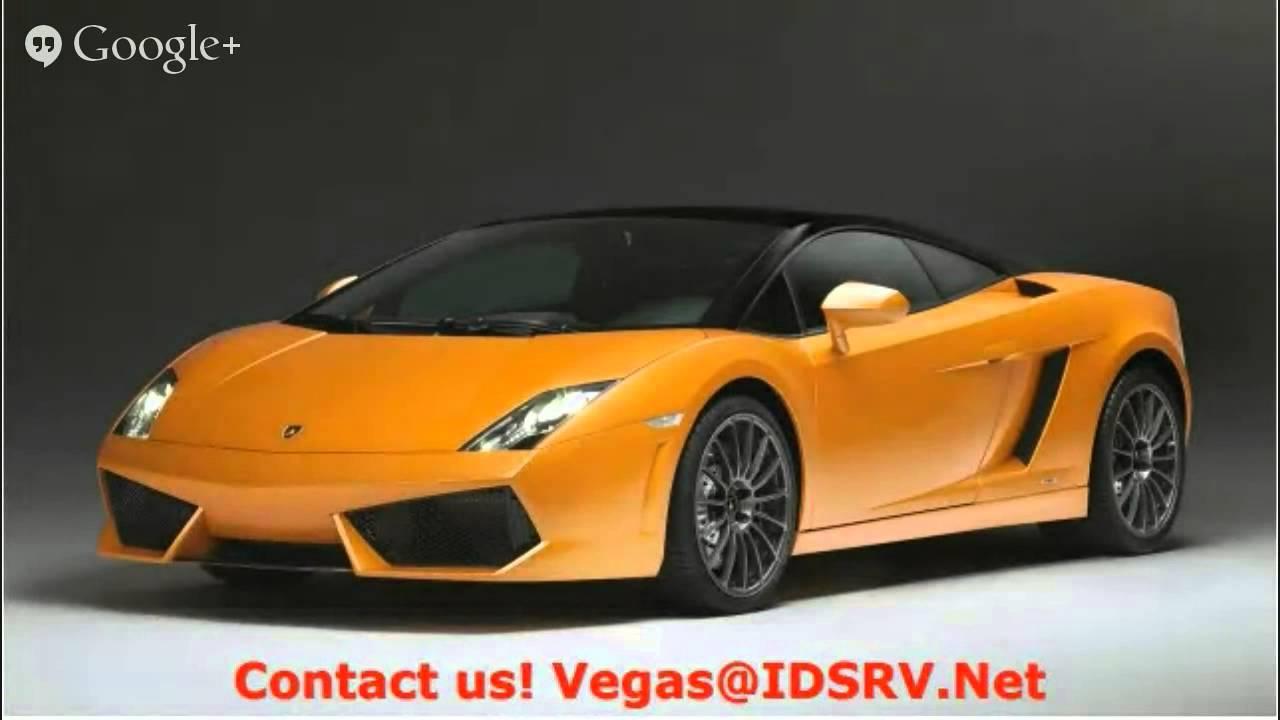 Enterprise Luxury Cars Las Vegas