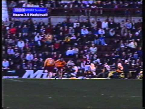 Hearts 3-0 Motherwell 2001-03-31