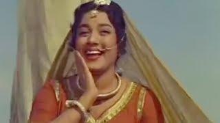 Tohe Sanwariya - Sunil Dutt & Nutan - Milan
