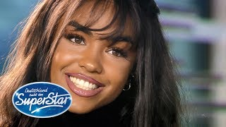 "Download Lagu DSDS 2019 | Alicia-Awa Beissert mit ""Stay"" von Rihanna ft. Mikky Ekko mp3"
