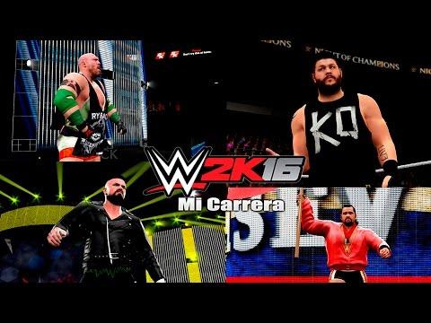 WWE 2K16: Mi Carrera- ¿Combate Arreglado? -Ep. 38