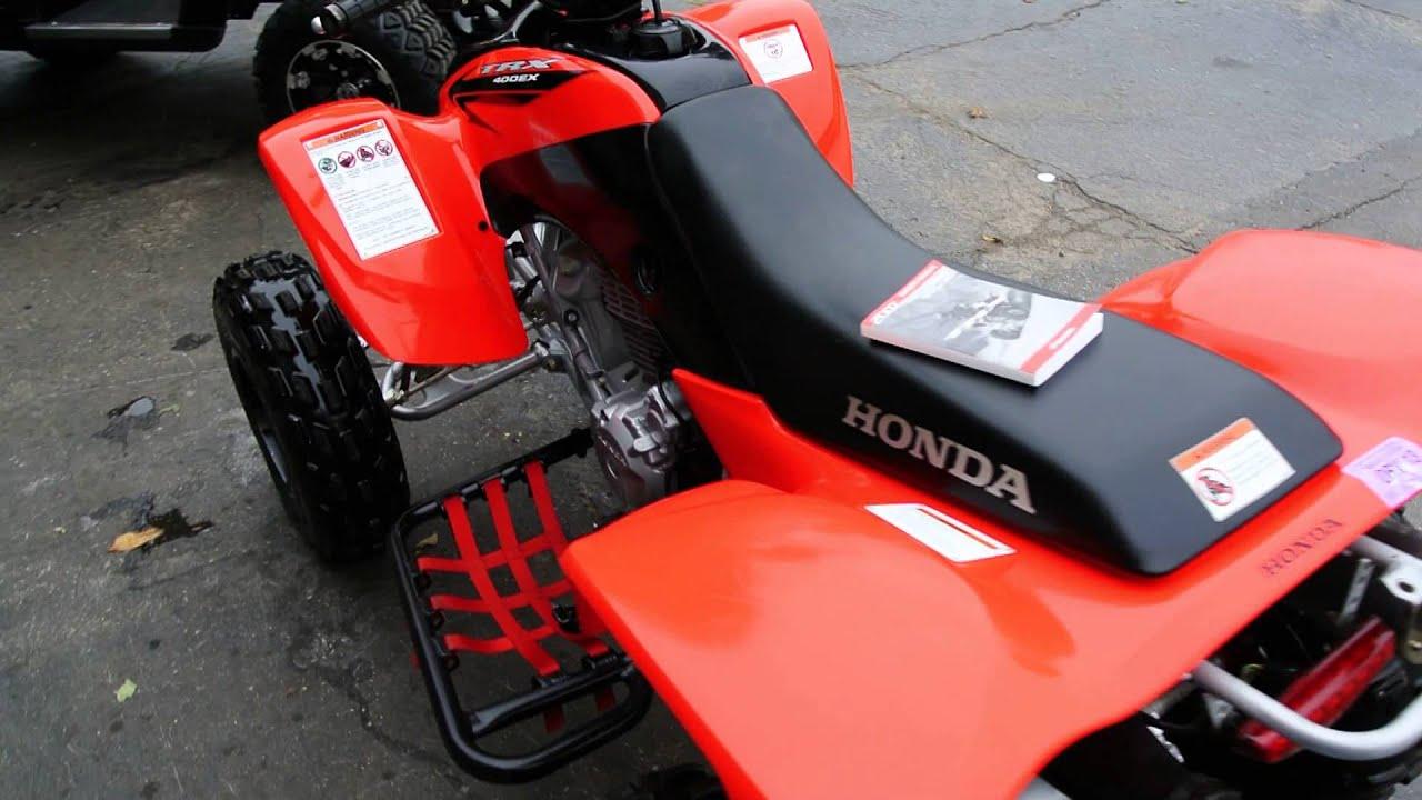 2007 honda trx400 atv w electric start and reverse [ 1280 x 720 Pixel ]