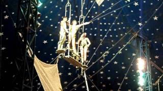 trapezio circo rakmer los tavares