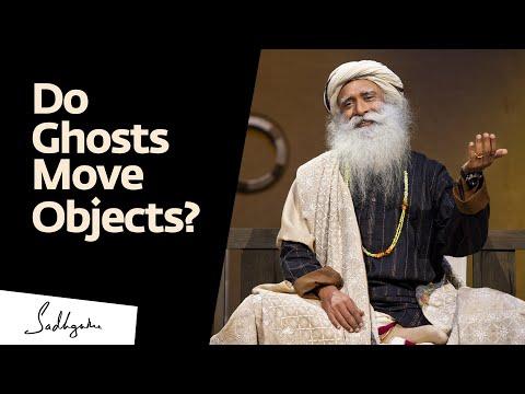 Sadhguru Explains Ghosts, Hauntings & Paranormal Activity