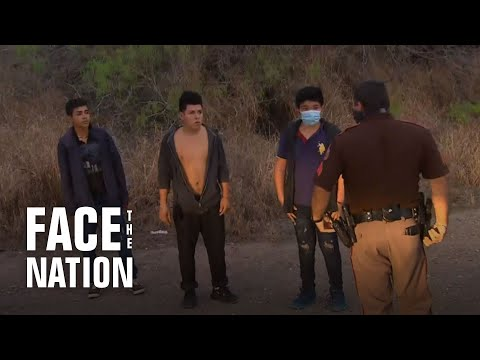 Border crisis comes to a head with surge of unaccompanied minors