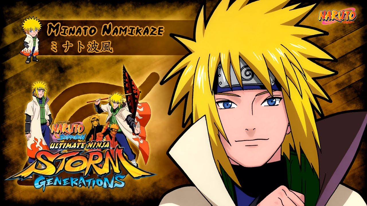 Naruto Shippuden: Ultimate Ninja Storm Generations: Father ...
