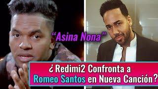 redimi2 confronta al bachatero romeo santos en nueva cancion  trapstornadores