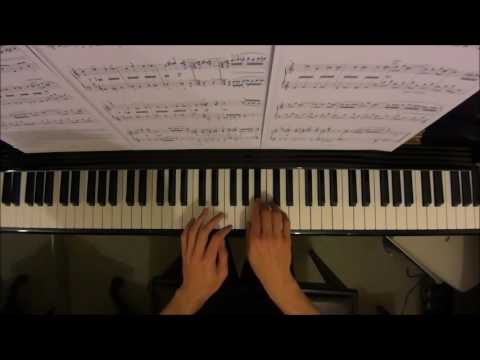 ABRSM Piano 2017-2018 Grade 7 C:3 C3 Absil Humoresque Op.126 No.3 by Alan