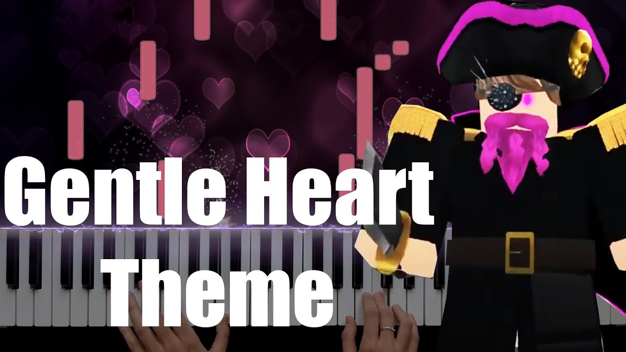 Gentle Heart Theme   Roblox Guesty Chapter 6 (Piano Cover)