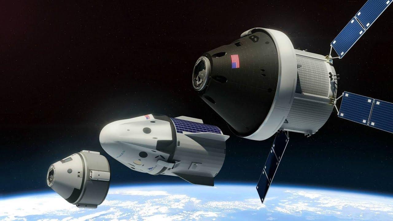 Новости космоса (рассказывает Виталий Егоров)