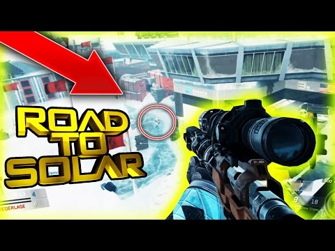160 HEADSHOTS MIT SNIPER!⛔️💥 | Road To Solar #8