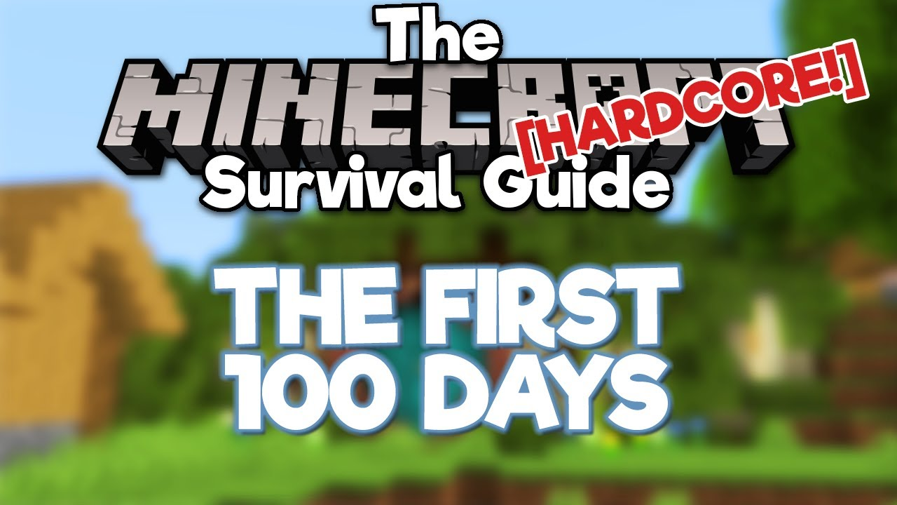 Surviving 100 Days Of Minecraft Hardcore! ▫ The Hardcore Survival Guide [Ep.9] ▫ Minecraft 1.17