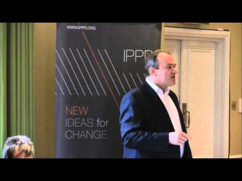 Tackling poverty amidst austerity - 4 - Ed Davey