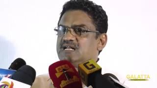 Rathnakumar clarifies about Kutraparambarai controversy!