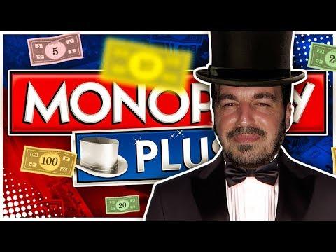 Arkadaşlar Ile Online Monopoly Plus Oynadık !!!!