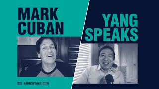 This Week on Shark Tank, Mark Cuban & Andrew Yang Talk UBI | Yang Speaks