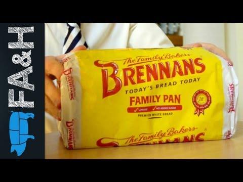 Brennans Bread  -  Foil Arms and Hog