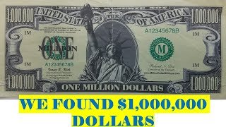 1 MILLION MONEY I Bought Abandoned Storage Unit Locker / Opening Mystery Boxes Storage Wars Auction