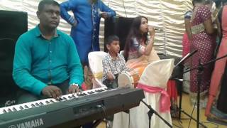 Saaz Musical Group Mauritius performing PARCHAWAN