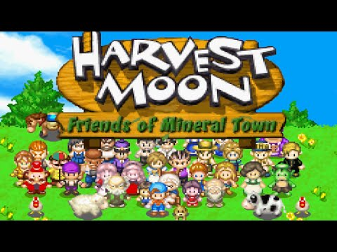 harvest moon how to get to the next town