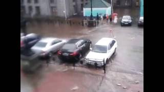 Водопад в Новосибирске [2]