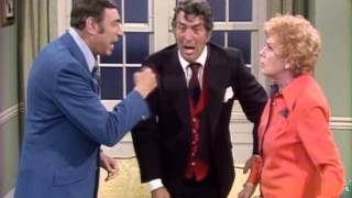 Dean Martin, Howard Cosell & Kay Medford - Bearing the Brunt