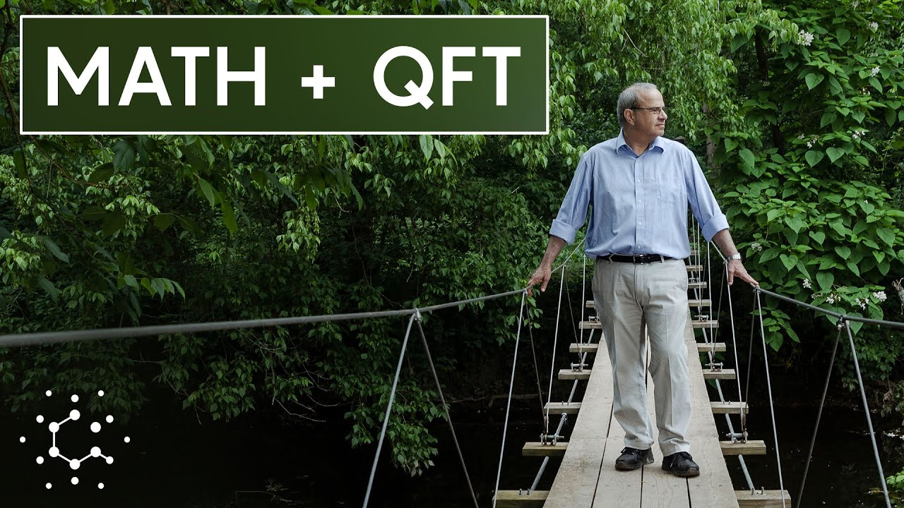 The Bridge Between Math and Quantum Field Theory