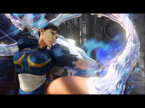 Street Fighter 5 Soundtrack - Chun Li (Theme OST)