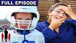 The Nitti Family - Season 3 Episode 8 | Full Episodes | Supernanny USA